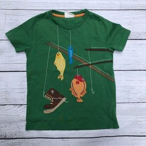 Mini Boden fishing shirt